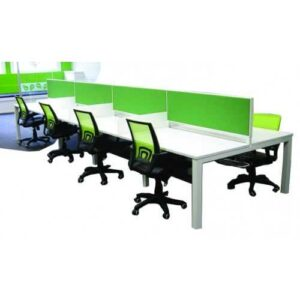 Office Workstation With Desk System