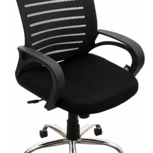mesh medium back chair